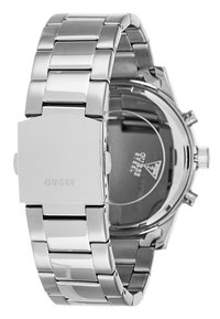 Guess - MENS DRESS - Chronograaf - silver-coloured/black - 2