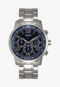 Guess - DRESS - Chronograph - silver-coloured/blue - 1