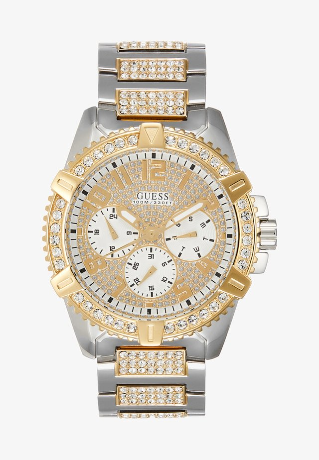 SPORT - Chronograaf - silver-coloured/gold-coloured