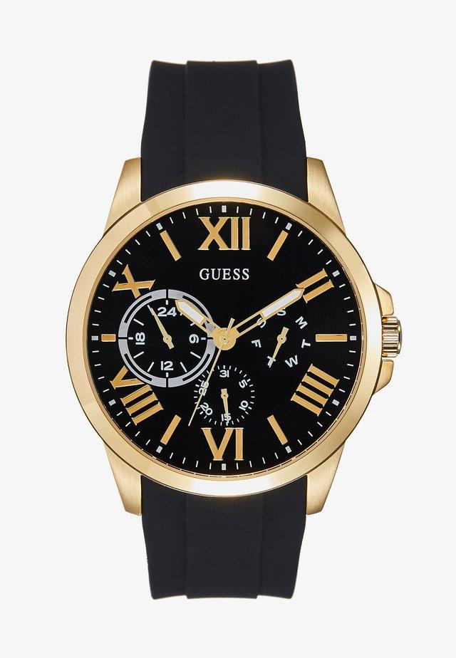 Horloge - gold-coloured/black