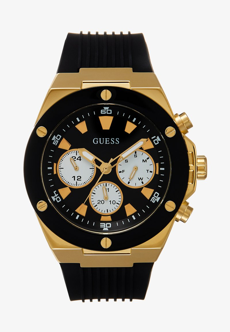 Guess - MENS SPORT  - Orologio - black/gold-coloured