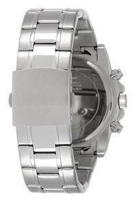 Guess - Rannekello ajanottotoiminnolla - silver-coloured - 1