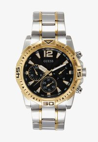Guess - Chronograph watch - silver-coloured/gold-coloured/black - 0