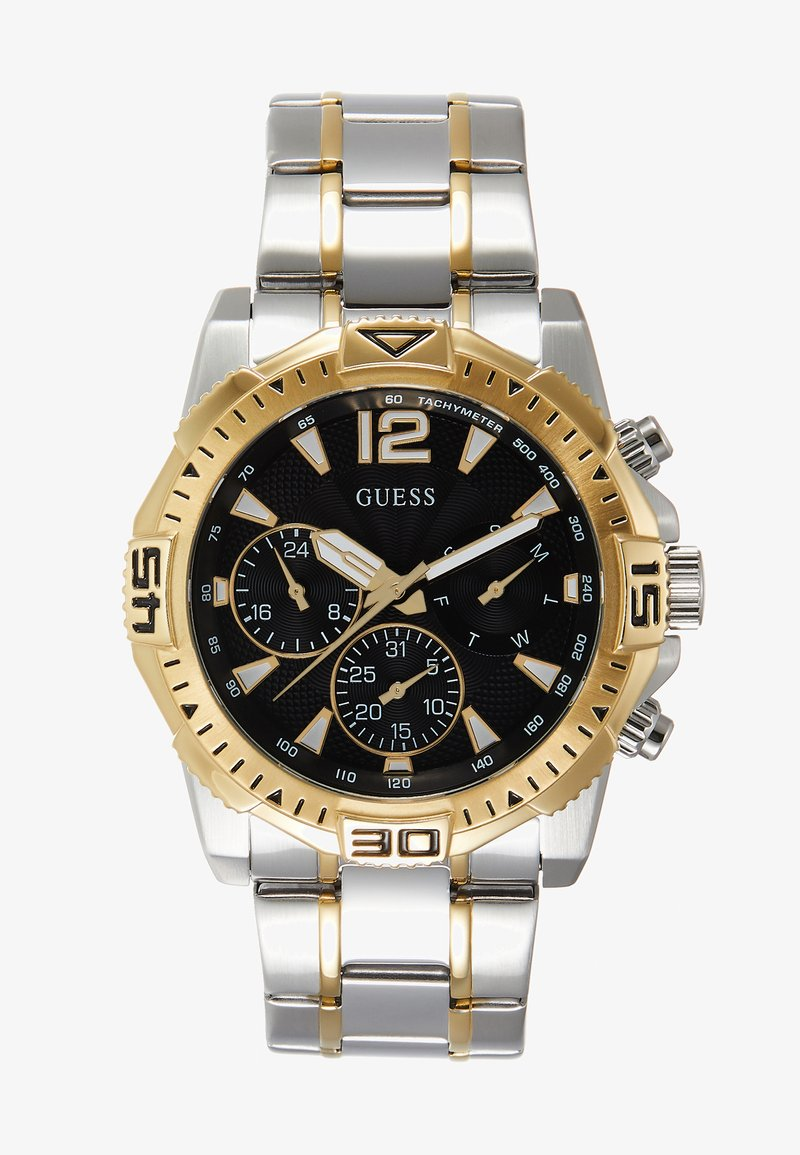 Guess - Chronograph watch - silver-coloured/gold-coloured/black
