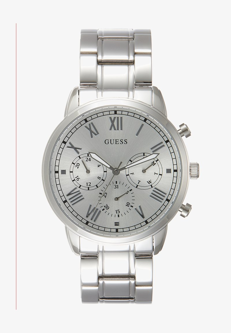 Guess - Zegarek chronograficzny - silver-coloured