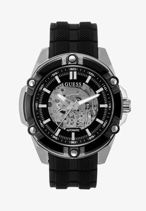SPORT AUTOMATIC - Montre - black/silver-coloured