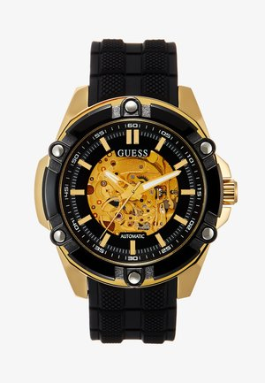 Montre - black/gold-coloured