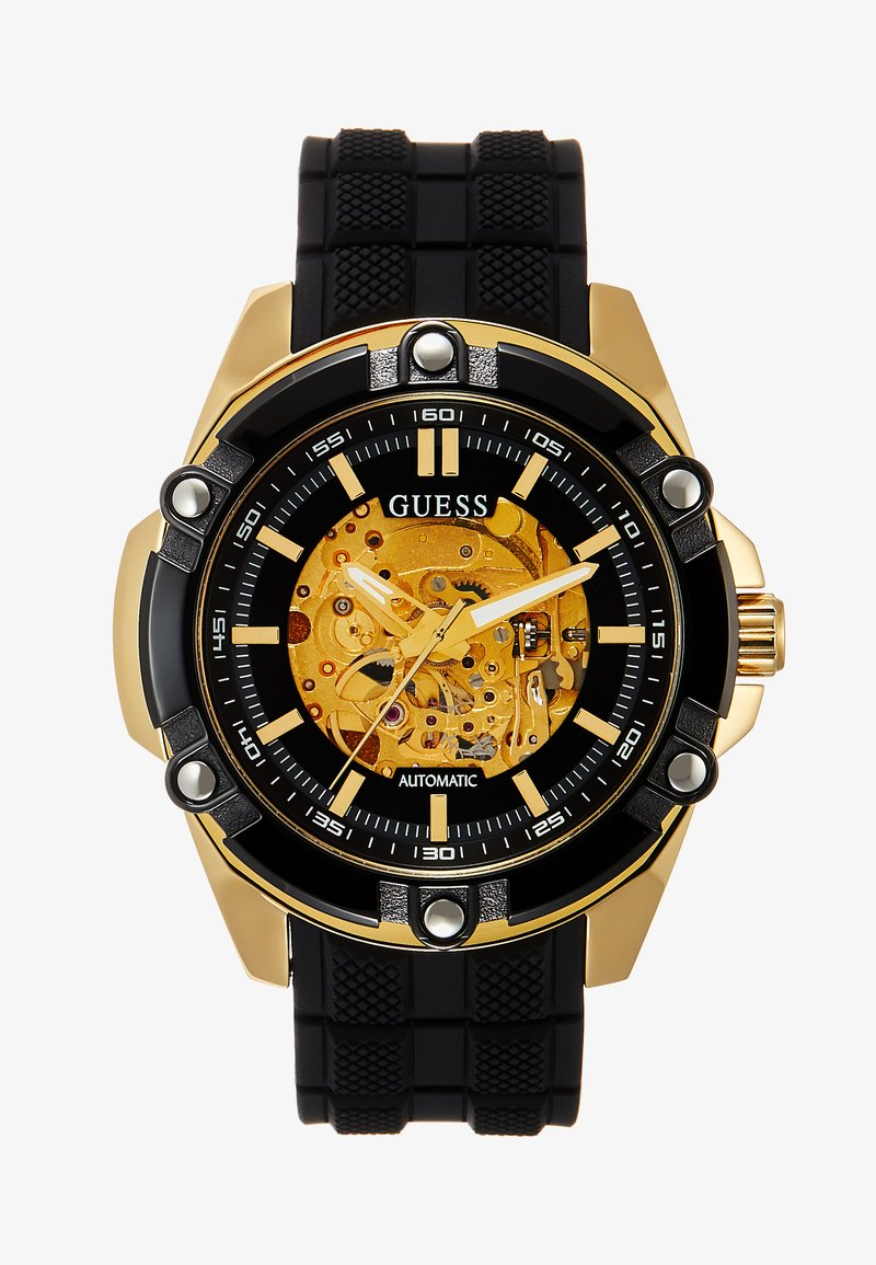 Guess - Montre - black/gold-coloured