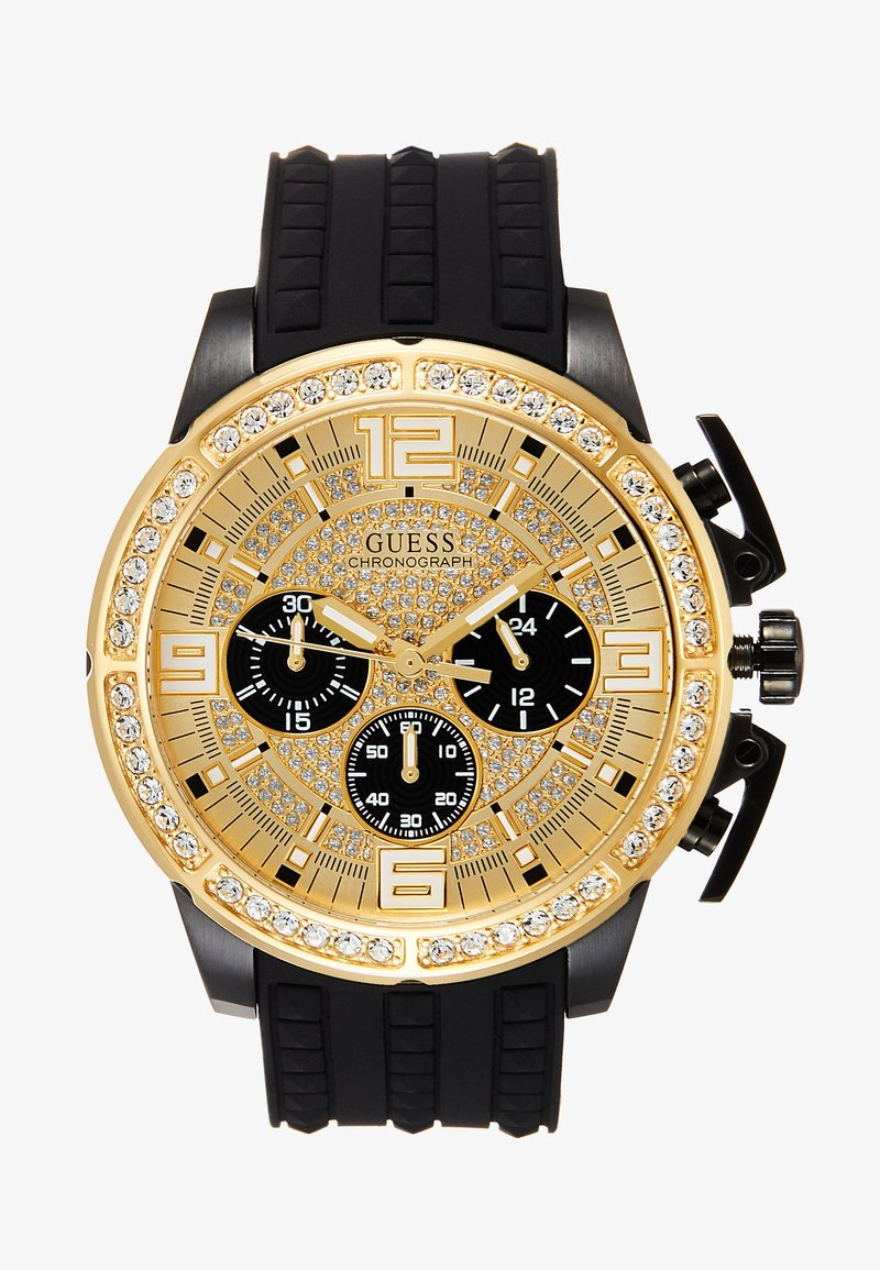 Guess - Cronógrafo - black/gold-coloured