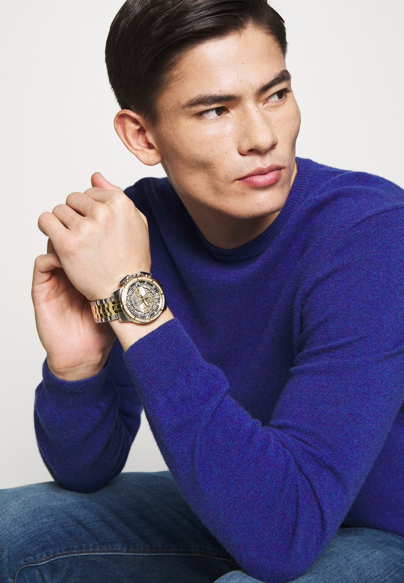 Guess - Cronógrafo - gold-coloured