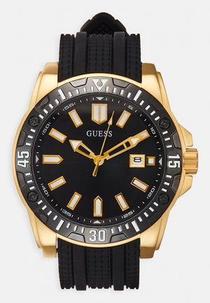 Horloge - black/gold-coloured