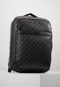 Guess - SPORT WORKBAG BACKPACK - Ryggsekk - black - 0