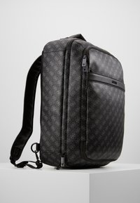 Guess - SPORT WORKBAG BACKPACK - Ryggsekk - black - 2