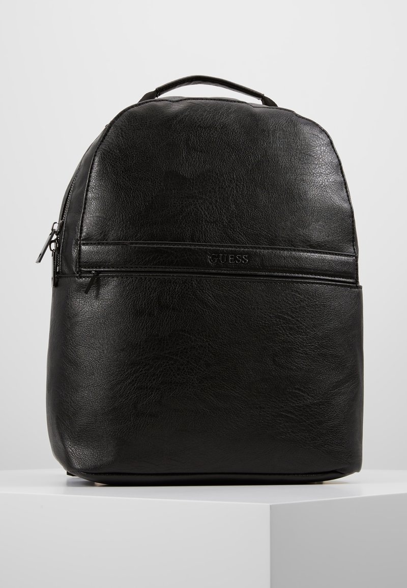 Guess - CITY COMPACT BACKPACK - Rugzak - black