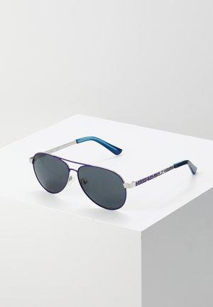 Zonnebril - dark blue/blue