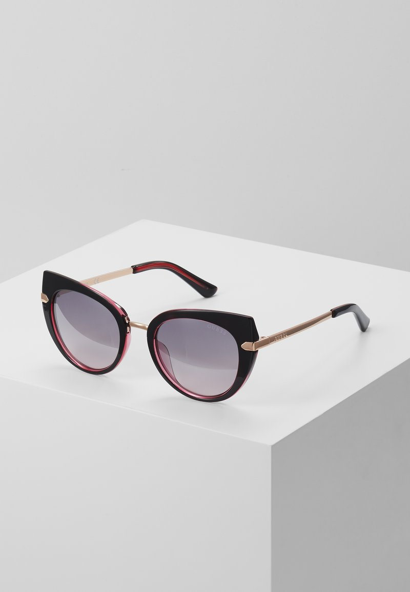 Guess - INJECTED - Sunglasses - black
