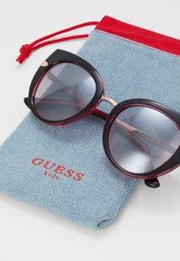 Guess - INJECTED - Sluneční brýle - black - 2
