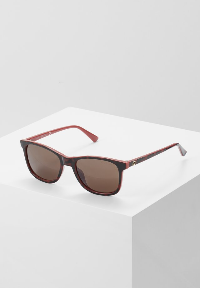 INJECTED - Sunglasses - red