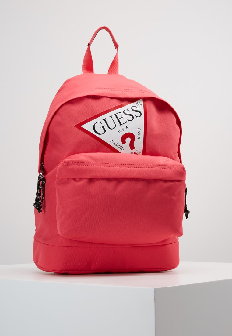 Guess - BACKPACK - Tagesrucksack - raquel rose