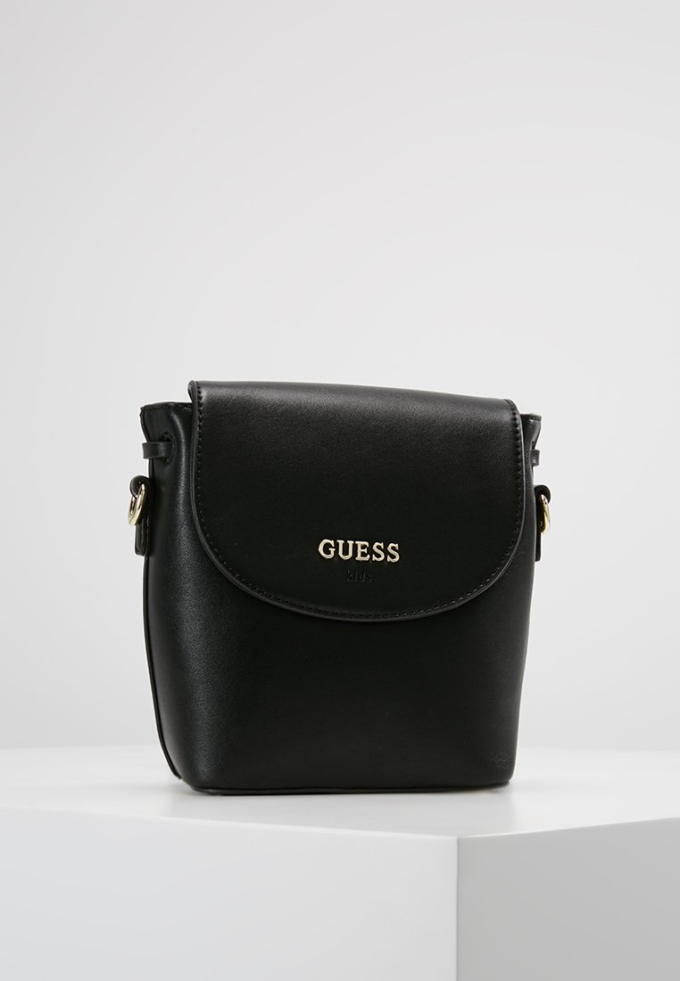 Guess - SMALL BACKPACK - Sac à dos - jet black