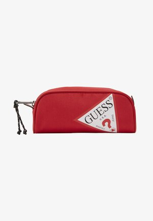 UNISEX SMALL POUCH - Penál - beat red
