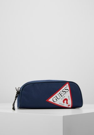 UNISEX SMALL POUCH - Pencil case - deck blue