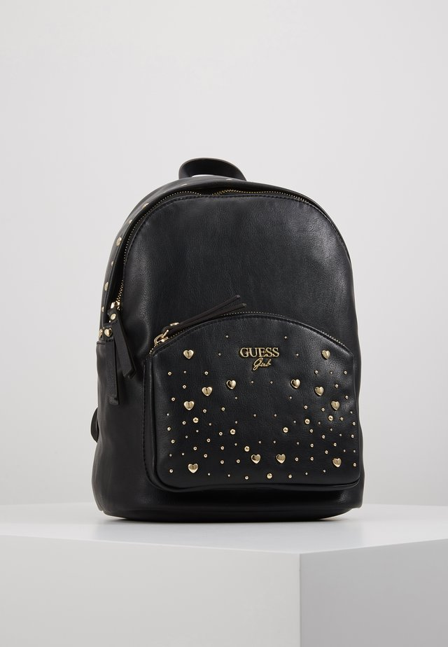 BACKPACK - Zaino - jet black