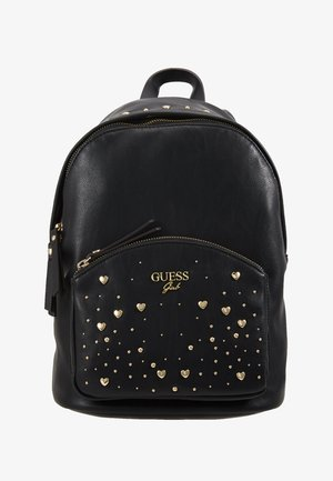 BACKPACK - Rugzak - jet black