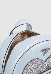 Guess - BACKPACK - Rucksack - eu starlight blue - 5