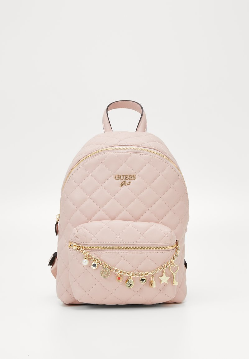 Guess - STACIE SMALL - Rugzak - rose