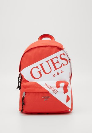 DEVIN BACKPACK - Reppu - orange mist