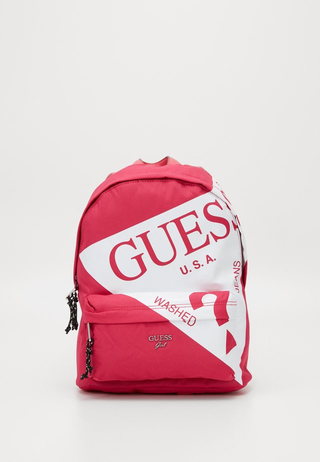 DEVIN BACKPACK - Ryggsekk - fuxia