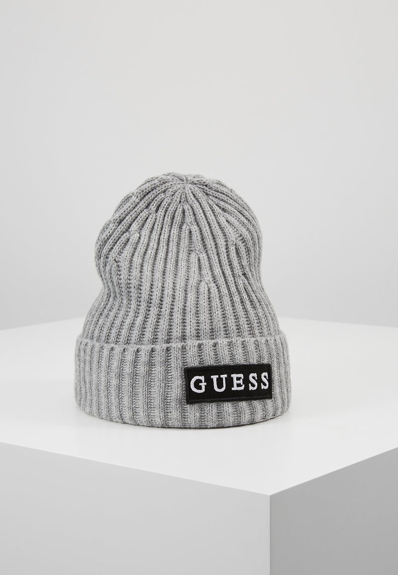 Guess - JUNIOR EXCLUSIVE  - Beanie - light heather grey