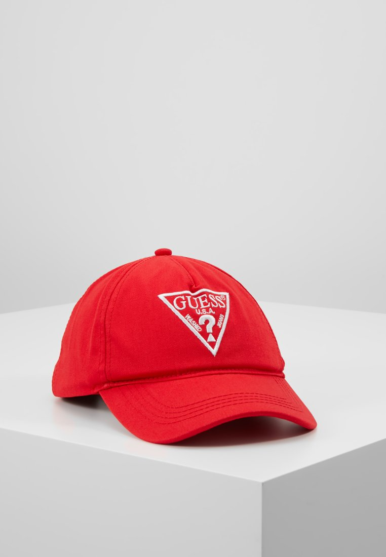 Guess - JUNIOR BASEBALL - Czapka z daszkiem - red hot