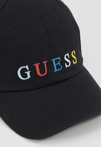 Guess - BASEBALL - Kšiltovka - jet black - 2