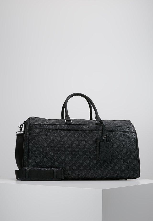 CITY LOGO WEEKENDER - Weekendbag - black