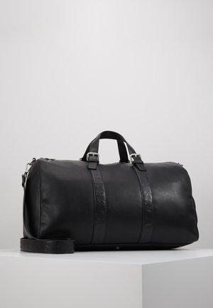 DAN WEEKENDER - Weekend bag - black