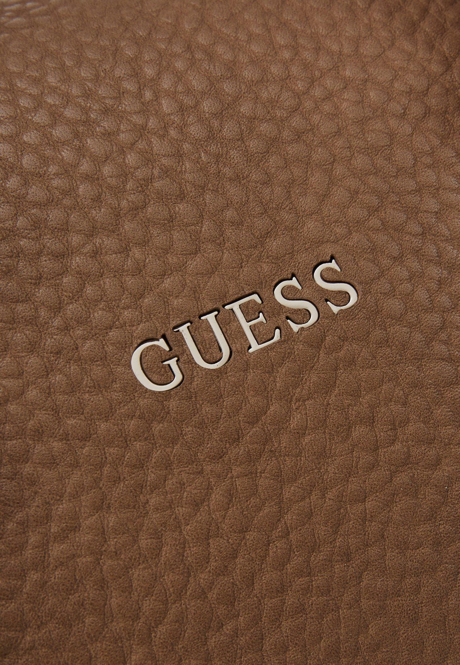 Guess Dan Briefcase - Mallette Mud