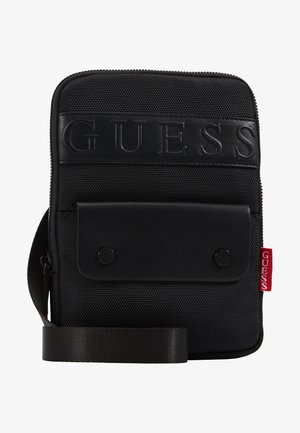 DAN CONVERTIBLE CROSSBODY - Sac bandoulière - black