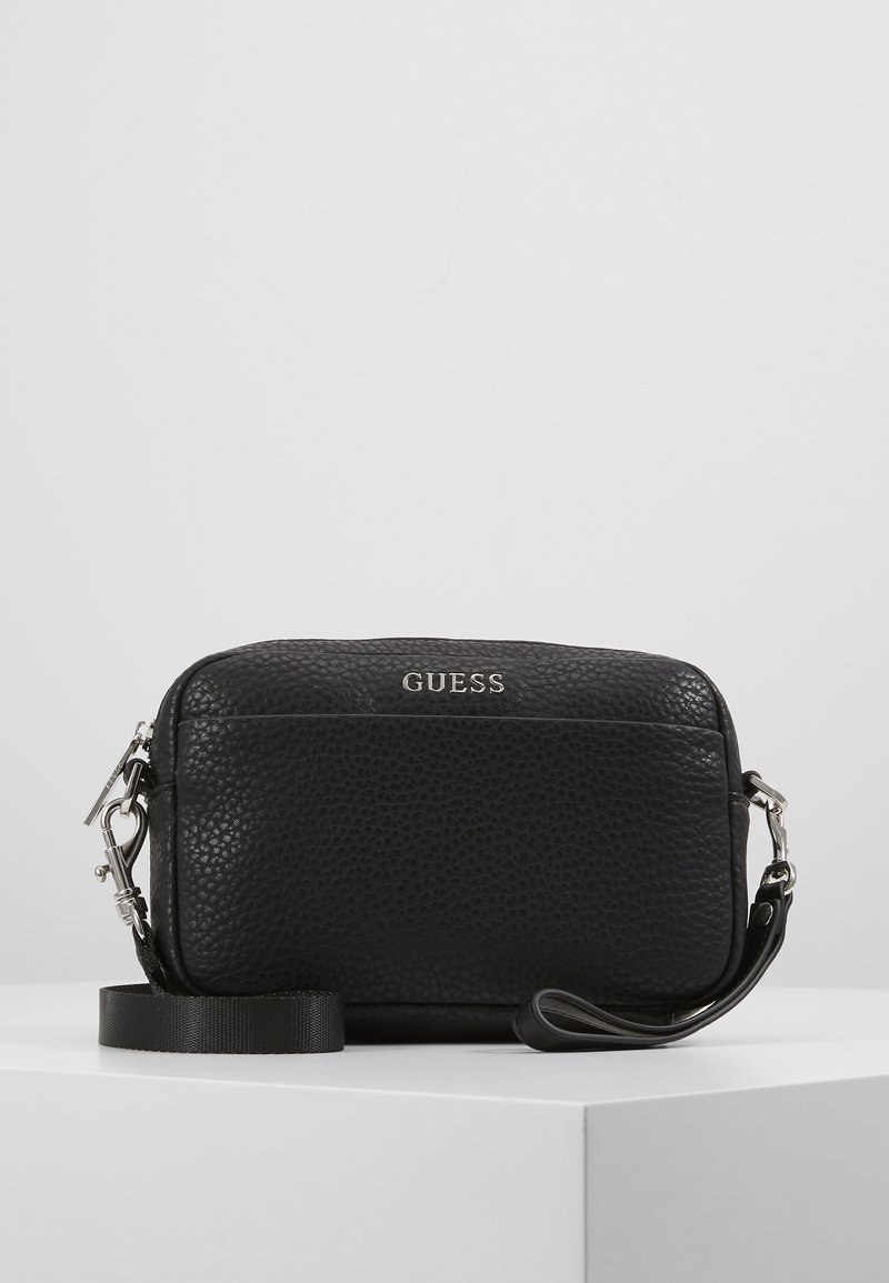 Guess - DAN SMALL NECESSAIRE - Schoudertas - black