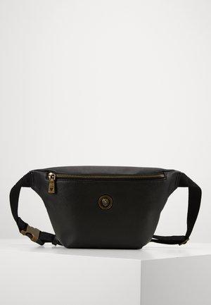 KING BUMBAG - Bum bag - black
