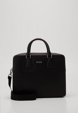 DAN WORKBAG - Briefcase - black
