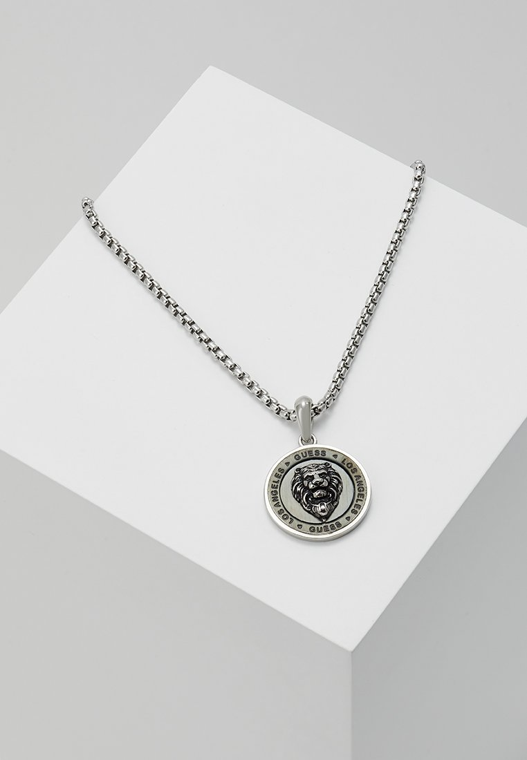 Guess - MEN IN - Necklace - silver-coloured