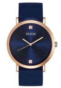 Guess - GENUINE DIAMOND - Hodinky - blue/rose - 0