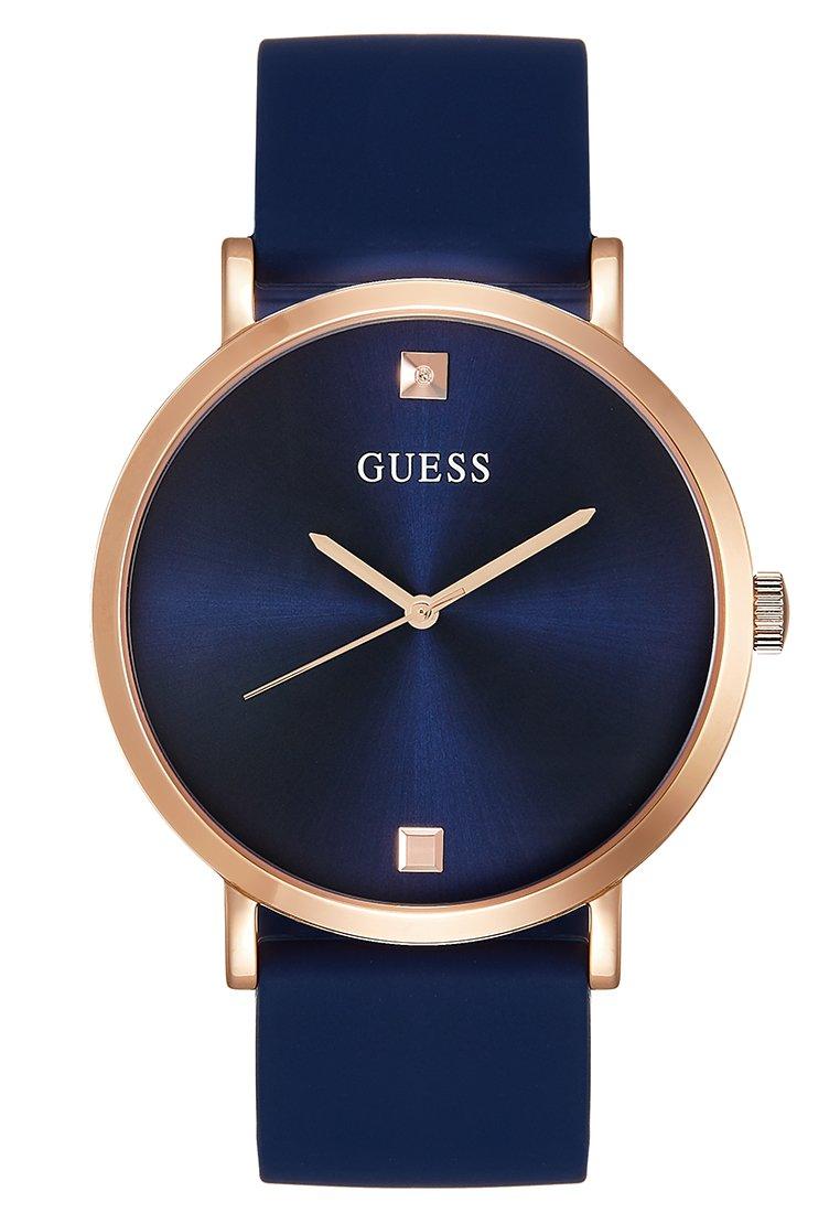 Guess - GENUINE DIAMOND - Hodinky - blue/rose