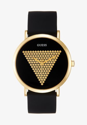 TREND - Horloge - gold-coloured/black
