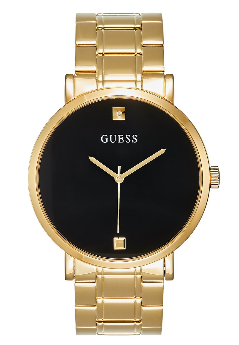 Guess - GENUINE DIAMOND - Horloge - gold-coloured
