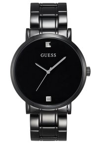Guess - GENUINE DIAMOND - Hodinky - black - 0