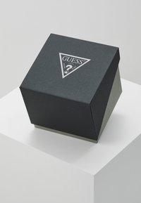 Guess - GENUINE DIAMOND - Montre - brown/silver-coloured - 2