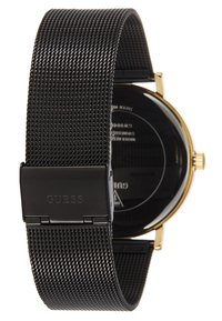 Guess - UNISEX TREND - Watch - black/gold-coloured - 1
